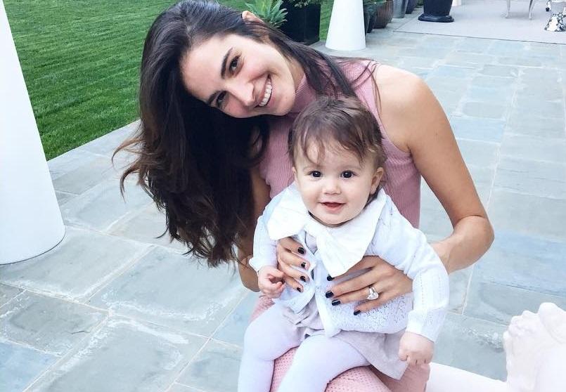 Festa super luksoze e ditëlindjes së parë të vajzës së Emina Çunmulajt