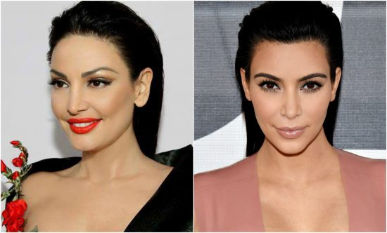 Bleona Qerreti bën ndërhyrje te doktori i Kim Kardashian