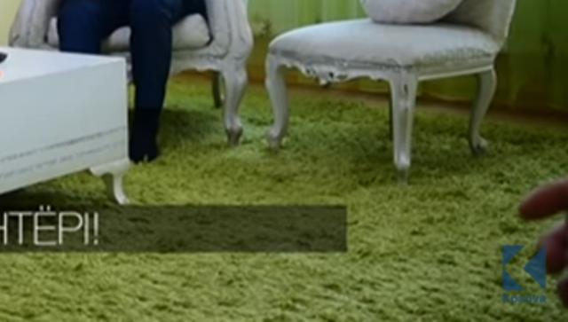 Brenda shtëpisë së Mihrijes dhe Naimit  Dy këngëtarët rrëfejnë një ditë me të birin